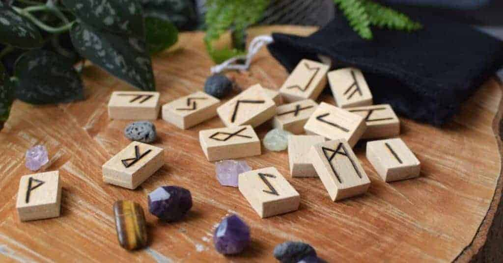 Elder Futhark Rune Meanings