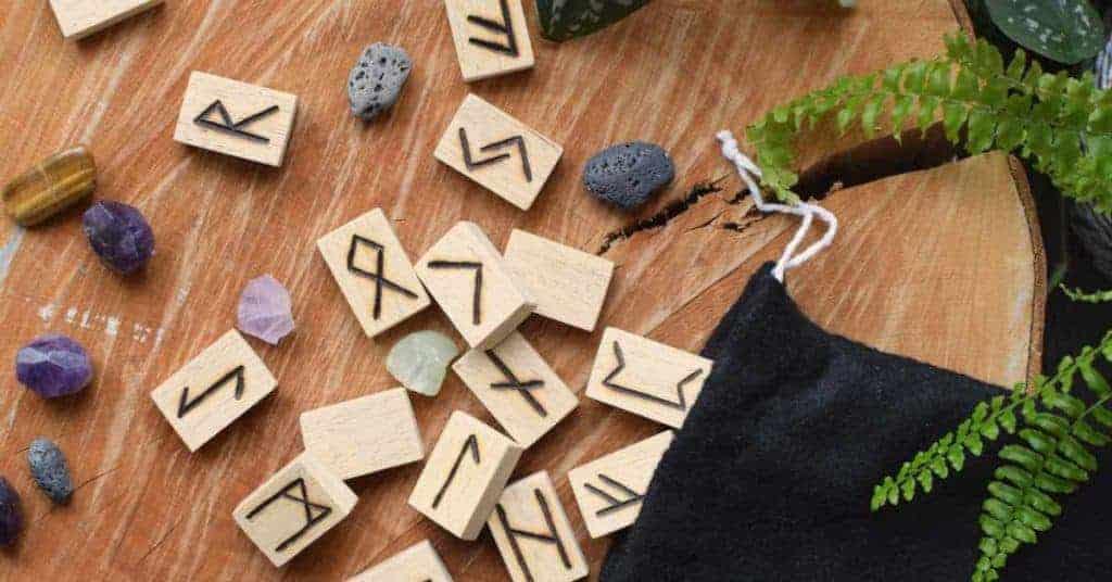 Elder Futhark Rune Set