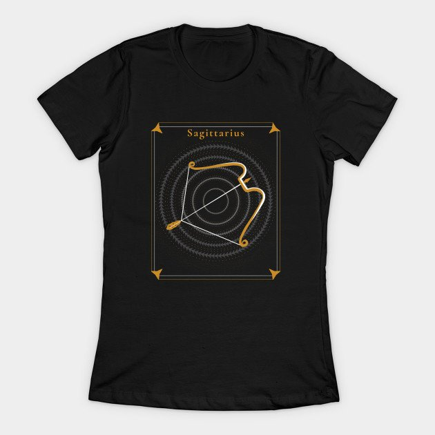 Sagittarius Shirt for Women