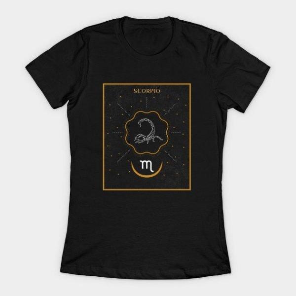 Scorpio Shirt Womens