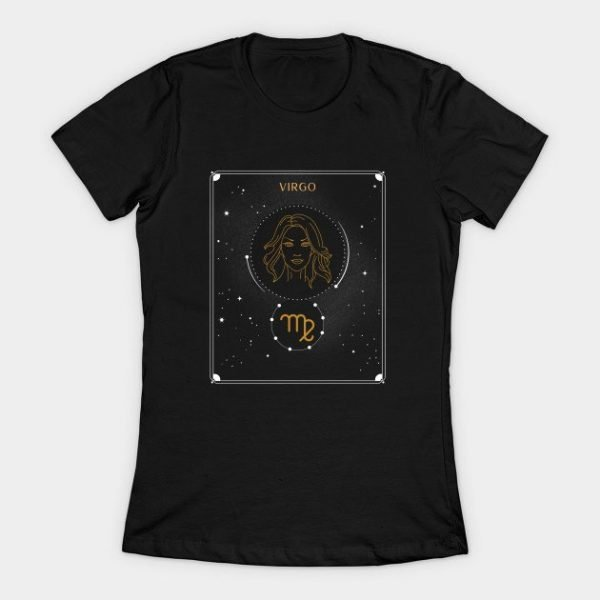 Virgo Woman Shirt