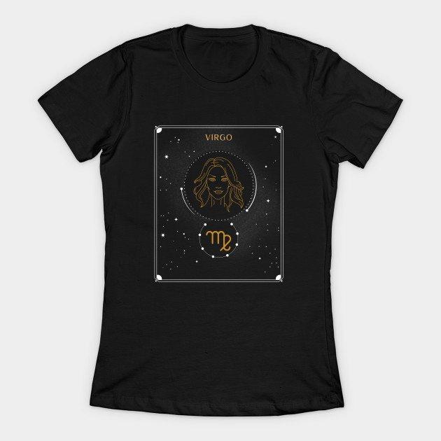 Virgo Woman Shirt